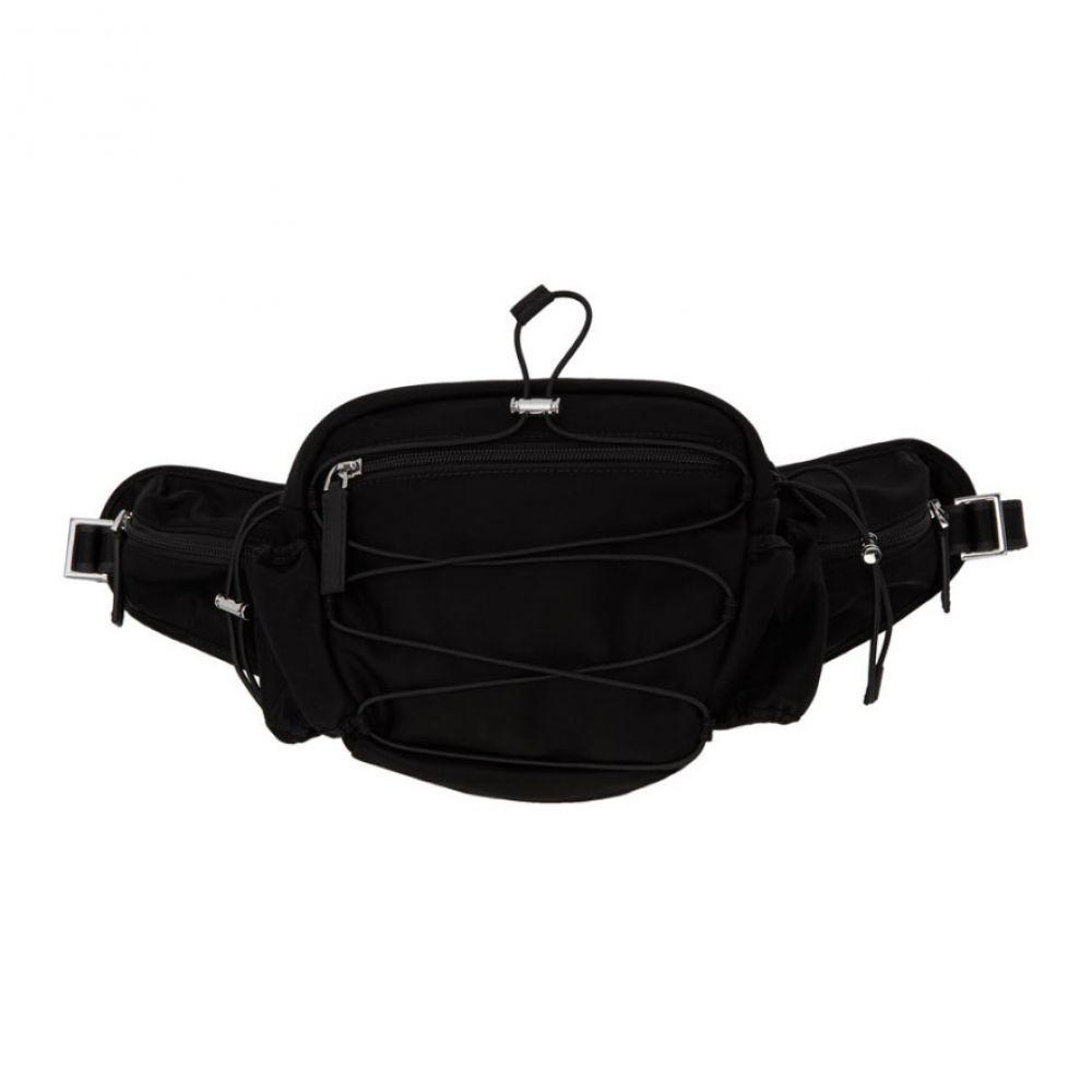 ヒューゴ ボス Boss メンズ ボディバッグ・ウエストポーチ バッグ【Black Meridian FG Waist Bag】