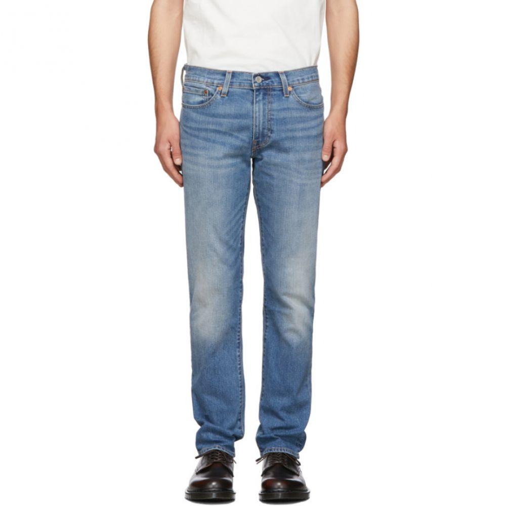リーバイス Levi's メンズ ジーンズ・デニム ボトムス・パンツ【Blue 511(TM) Slim-Fit Warm Jeans】
