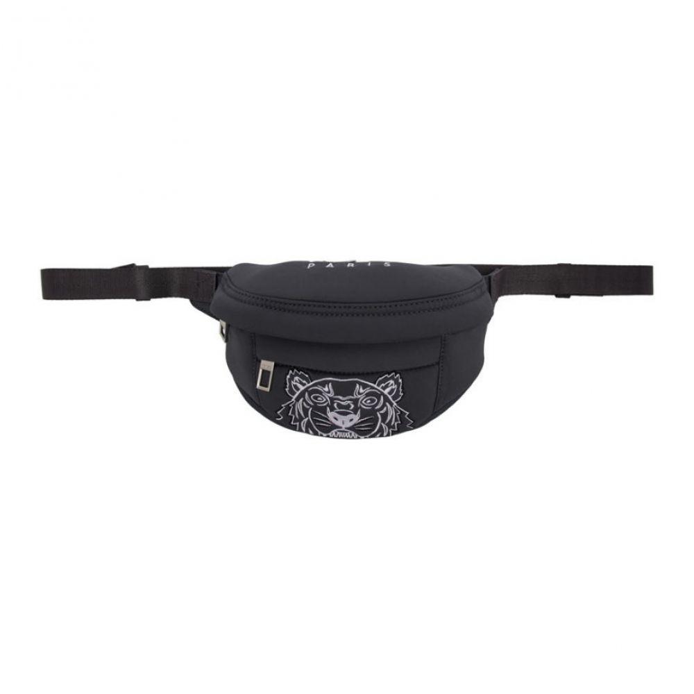 ケンゾー Kenzo メンズ ボディバッグ・ウエストポーチ バッグ【Grey Limited Edition Mini Tiger Bum Bag】