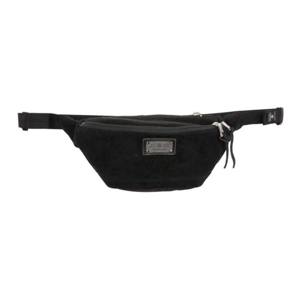 マスターピース Master-Piece Co メンズ ボディバッグ・ウエストポーチ バッグ【Black Revise Waist Bag】
