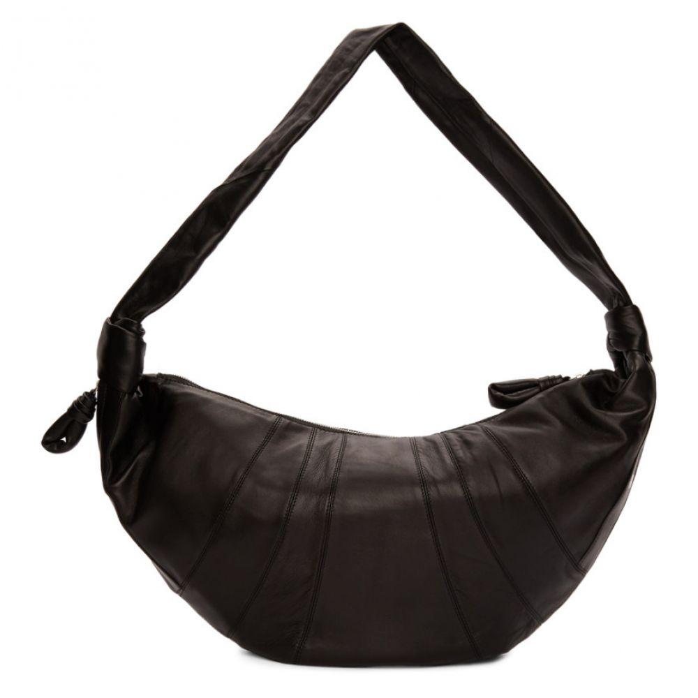 ルメール Lemaire メンズ ボディバッグ・ウエストポーチ バッグ【Black Large Bum Bag】