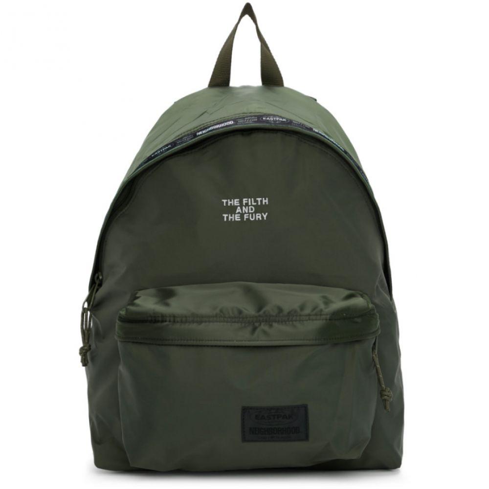 イーストパック Eastpak メンズ バックパック・リュック バッグ【Green Neighbourhood Edition Padded Pak'r Backpack】