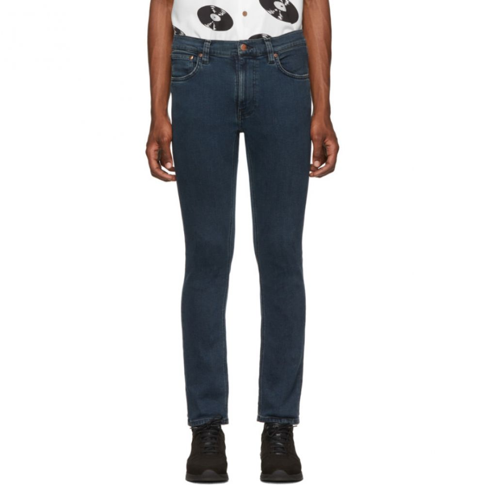ヌーディージーンズ Nudie Jeans メンズ ジーンズ・デニム ボトムス・パンツ【Blue Dream Lean Dean Jeans】