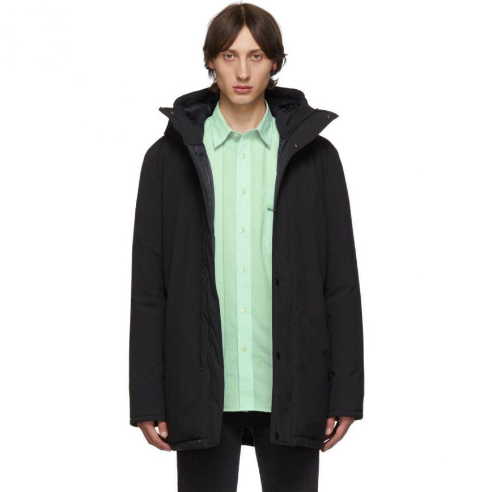 カヌック Kanuk メンズ ジャケット アウター【Black Mont Royal Jacket】