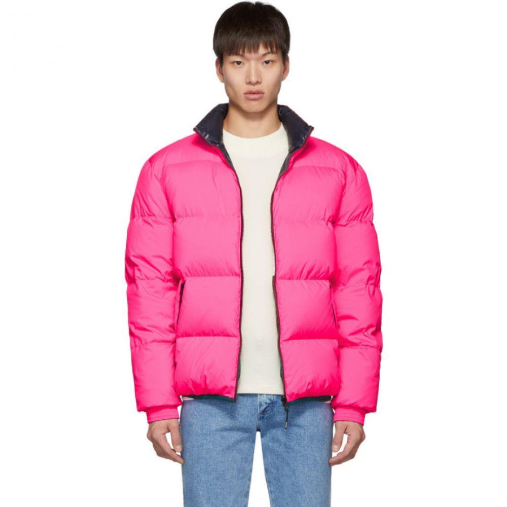 ケンゾー Kenzo メンズ ダウン・中綿ジャケット アウター【Reversible Pink Down Jacket】