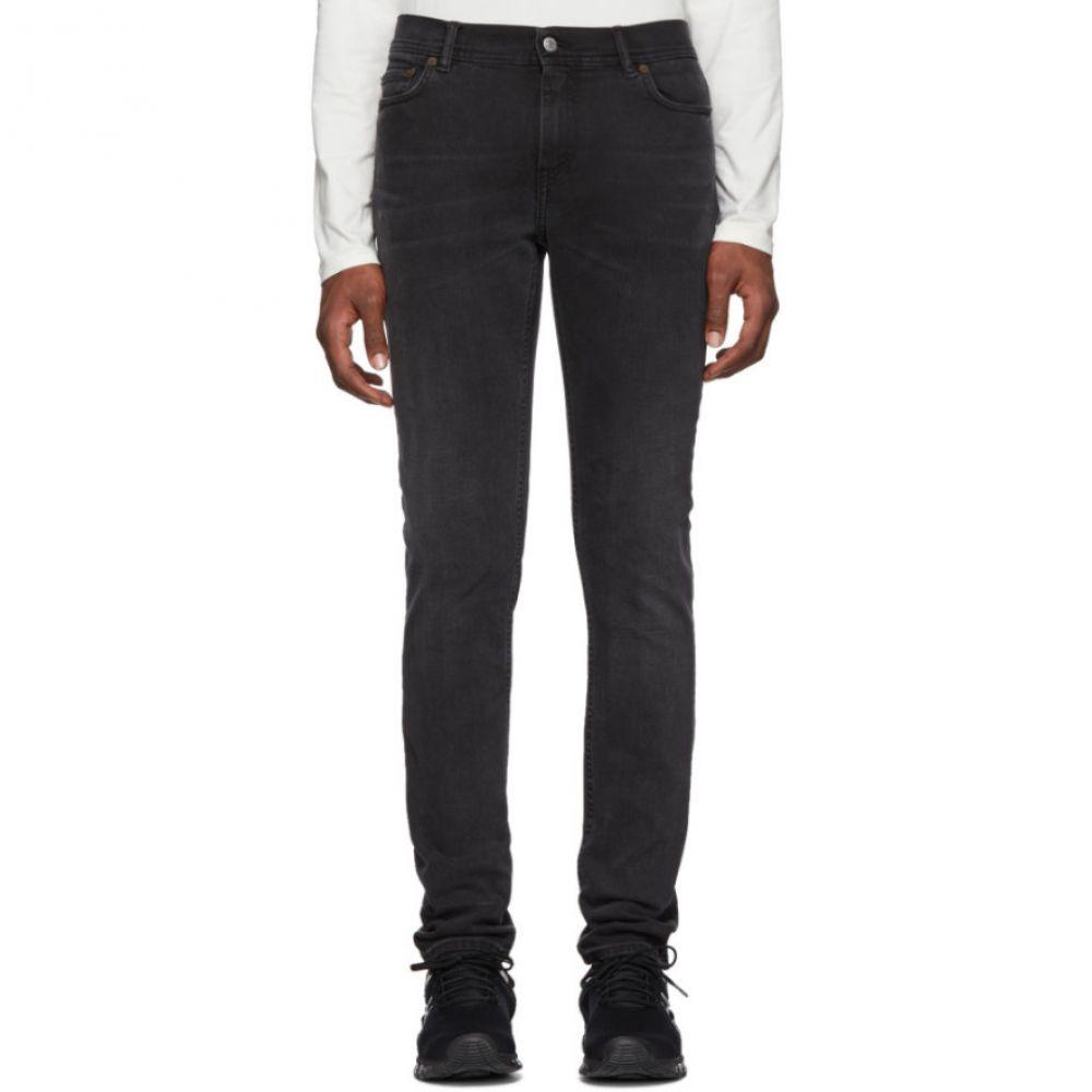 アクネ ストゥディオズ Acne Studios メンズ ジーンズ・デニム ボトムス・パンツ【Black Bla Konst North Jeans】