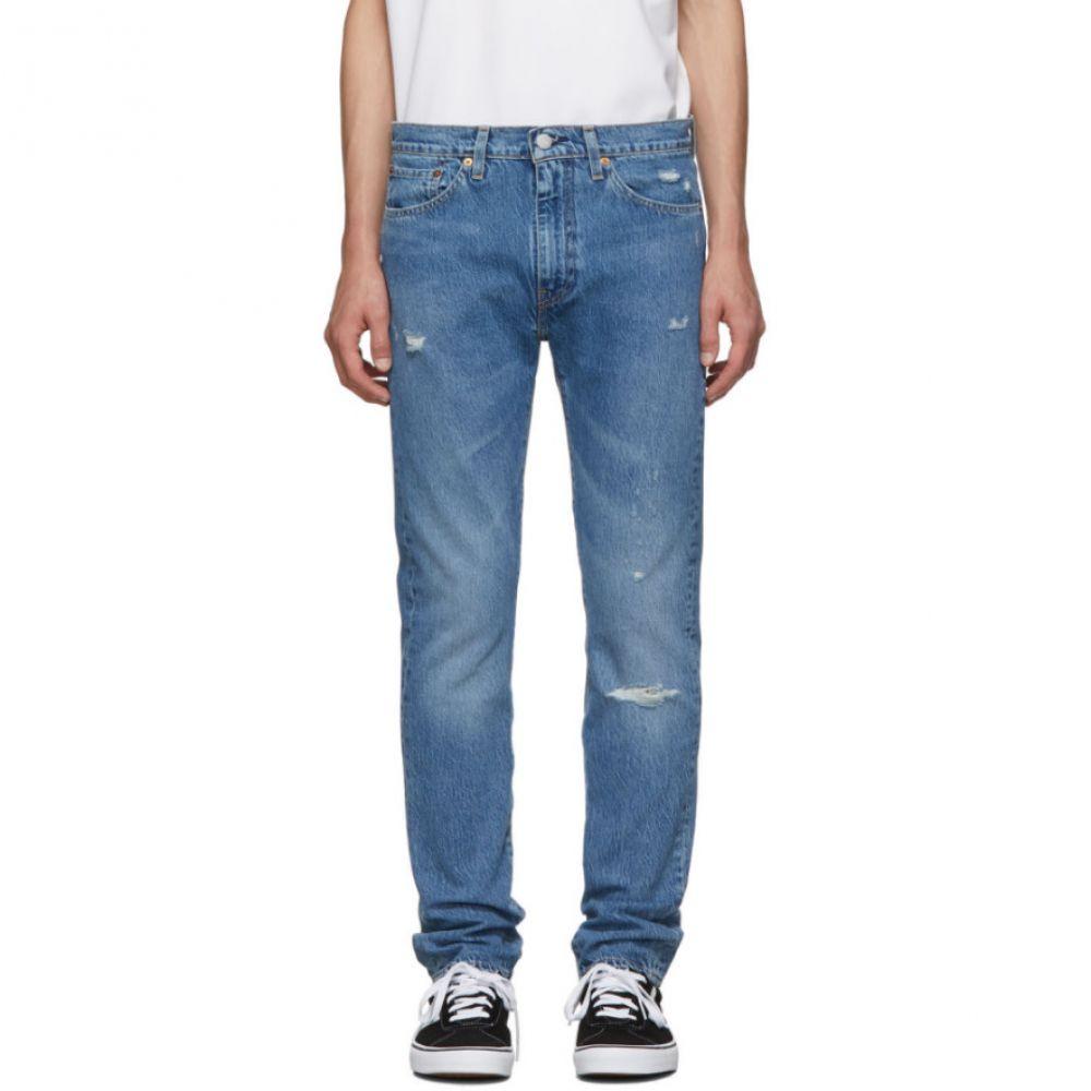 リーバイス Levi's メンズ ジーンズ・デニム ボトムス・パンツ【Blue 510 Filiforme Skinny-Fit Jeans】