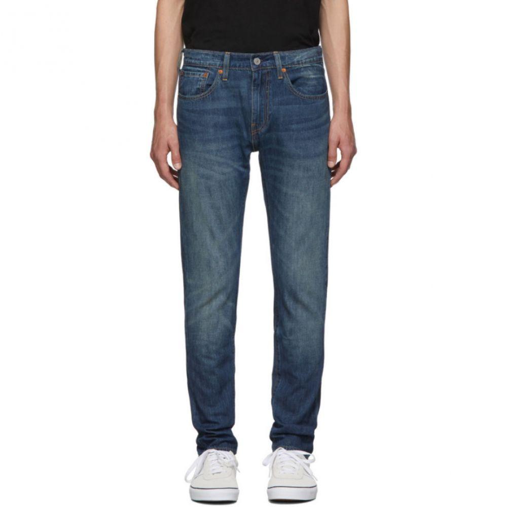 リーバイス Levi's メンズ ジーンズ・デニム ボトムス・パンツ【Blue 512 Slim Taper-Fit Jeans】