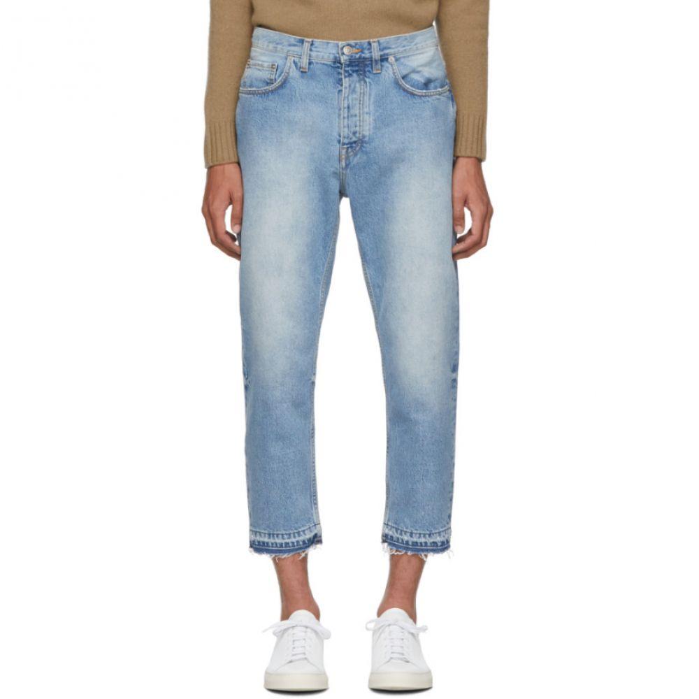 ハーモニー Harmony メンズ ジーンズ・デニム ボトムス・パンツ【Blue Dorian Jeans】