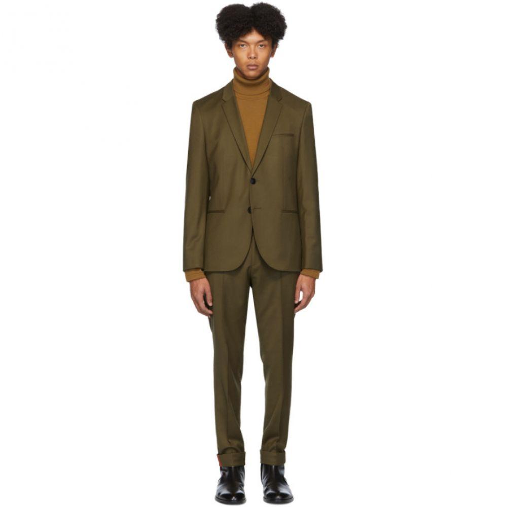ヒューゴ ボス Hugo メンズ スーツ・ジャケット アウター【Green Arti/Hesten 1942 Suit】