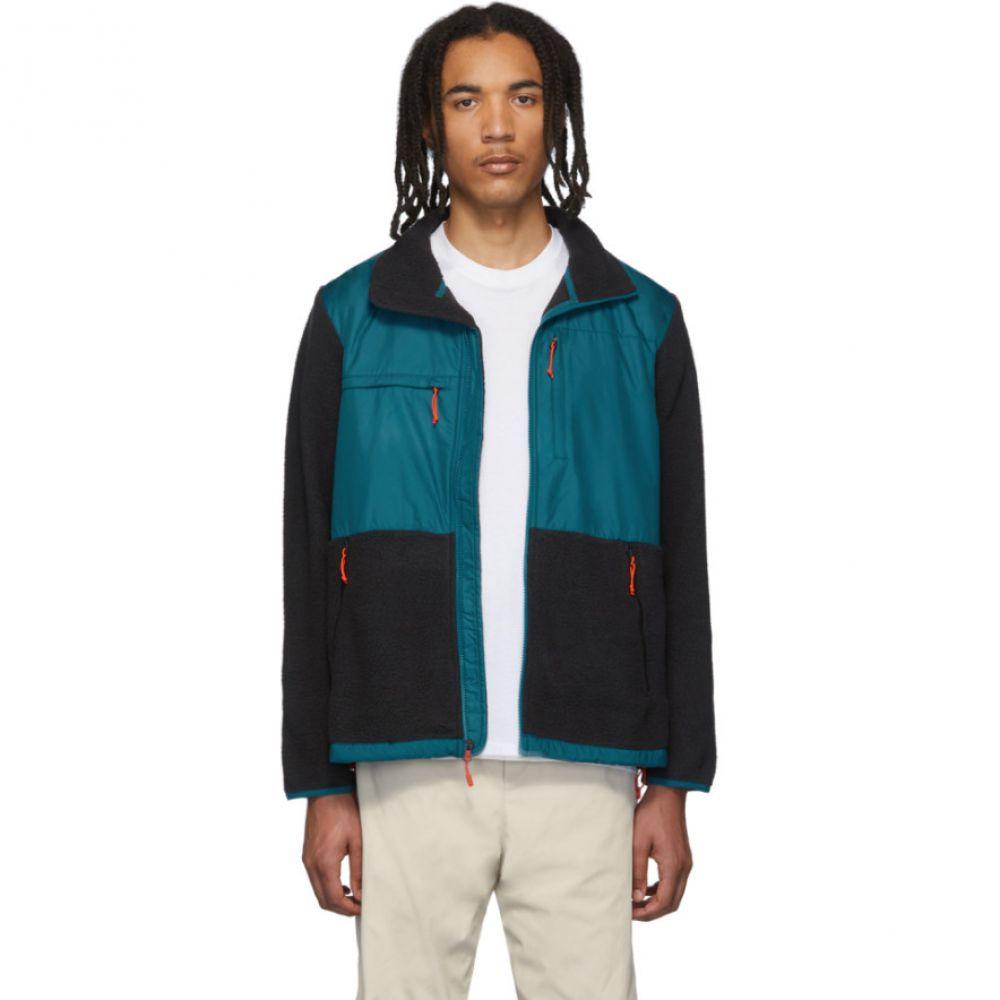 ザ ノースフェイス The North Face メンズ ジャケット アウター【Blue & Black Denali Jacket】