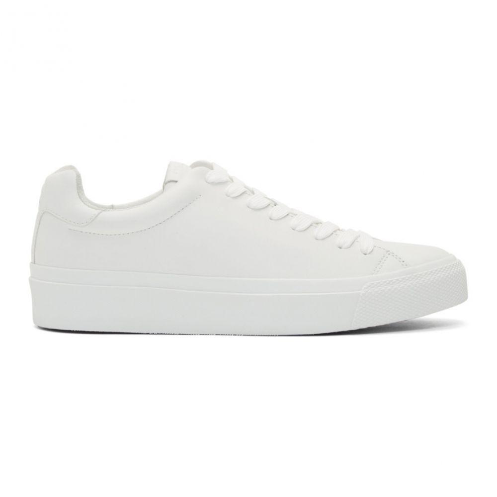 ラグ&ボーン rag & bone メンズ スニーカー シューズ・靴【White Rb1 Low Sneakers】