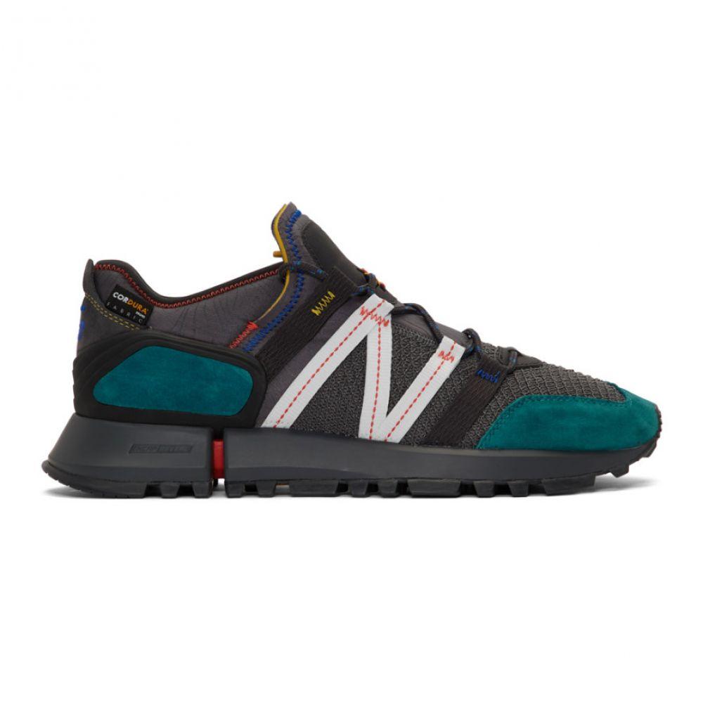 ニューバランス New Balance メンズ スニーカー シューズ・靴【Grey & Blue Tokyo Design Studio R_C4 Sneakers】