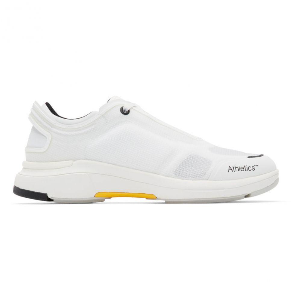 アスレチックス フットウェア Athletics Footwear メンズ スニーカー シューズ・靴【White One Sneakers】