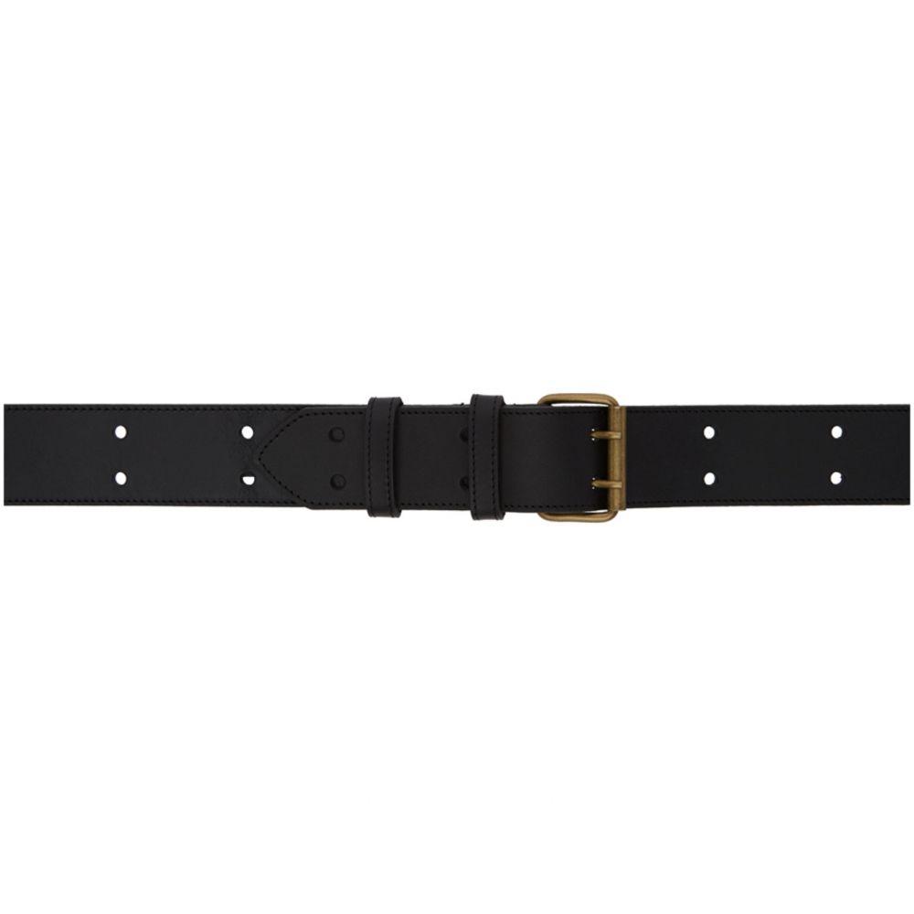 アーペーセー A.P.C. レディース ベルト 【Black Martha Belt】Noir