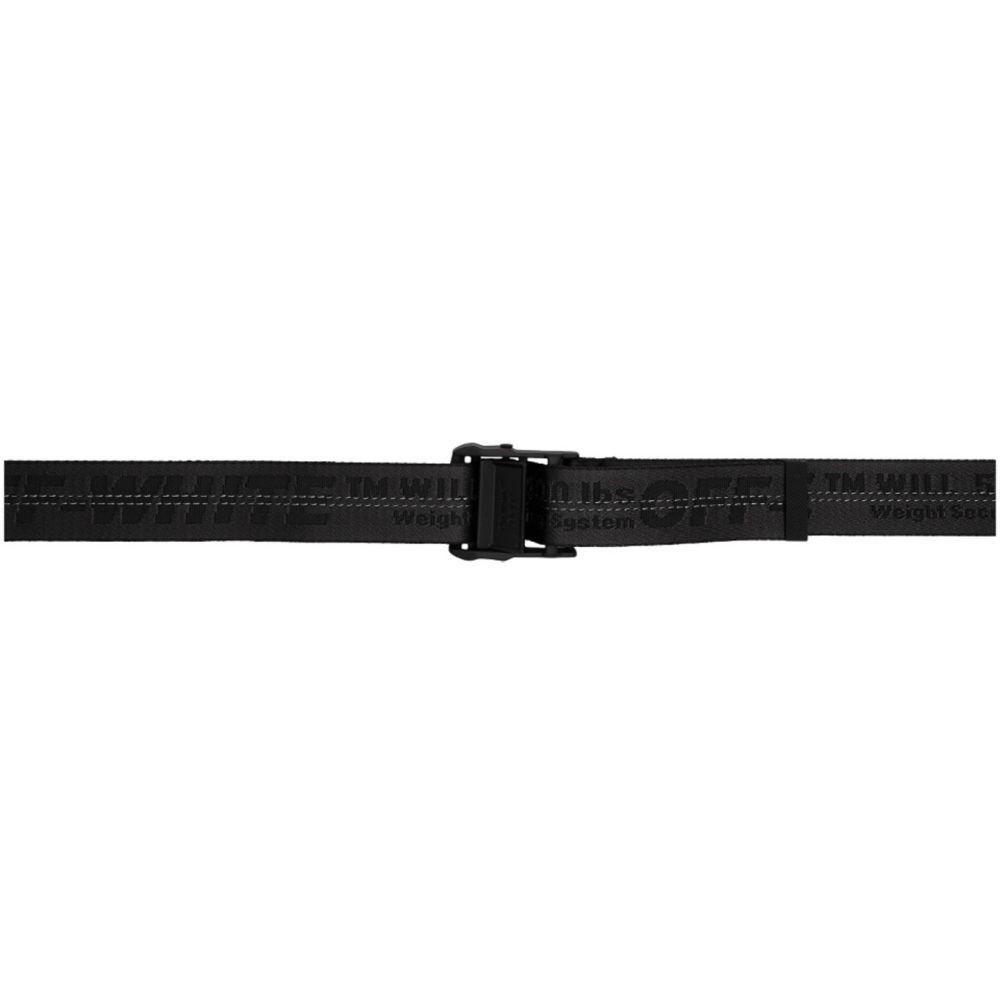 オフホワイト Off-White レディース ベルト 【Black Classic Industrial Belt】Black
