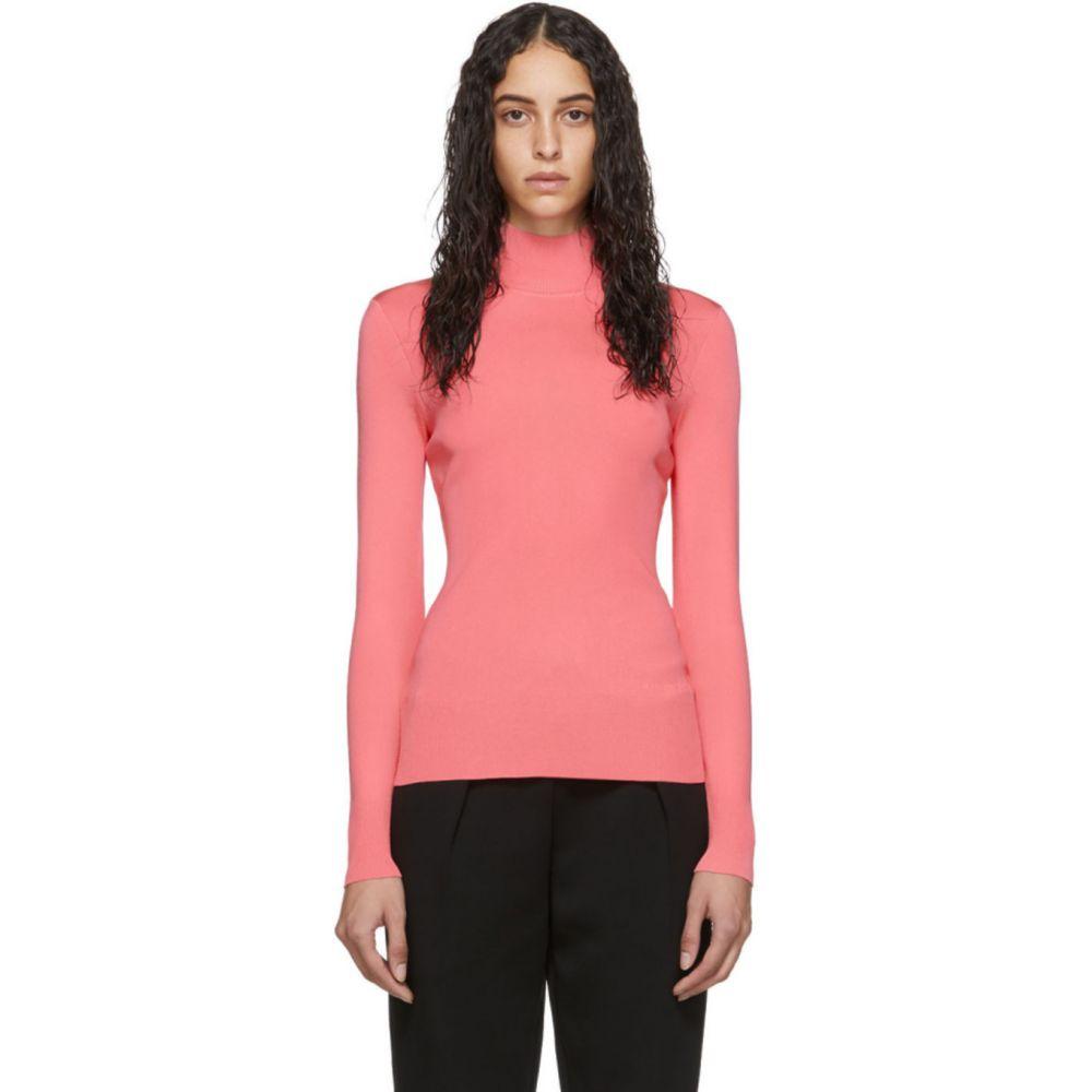 ジバンシー Givenchy レディース ニット・セーター トップス【Pink Intemporel Turtleneck】Pink
