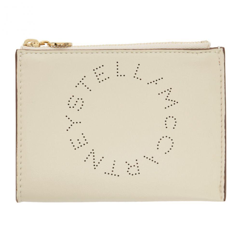 ステラ マッカートニー レディース バッグ クラッチバッグ White 【サイズ交換無料】 ステラ マッカートニー Stella McCartney レディース クラッチバッグ バッグ【White Eco Soft Small Logo Pouch】White