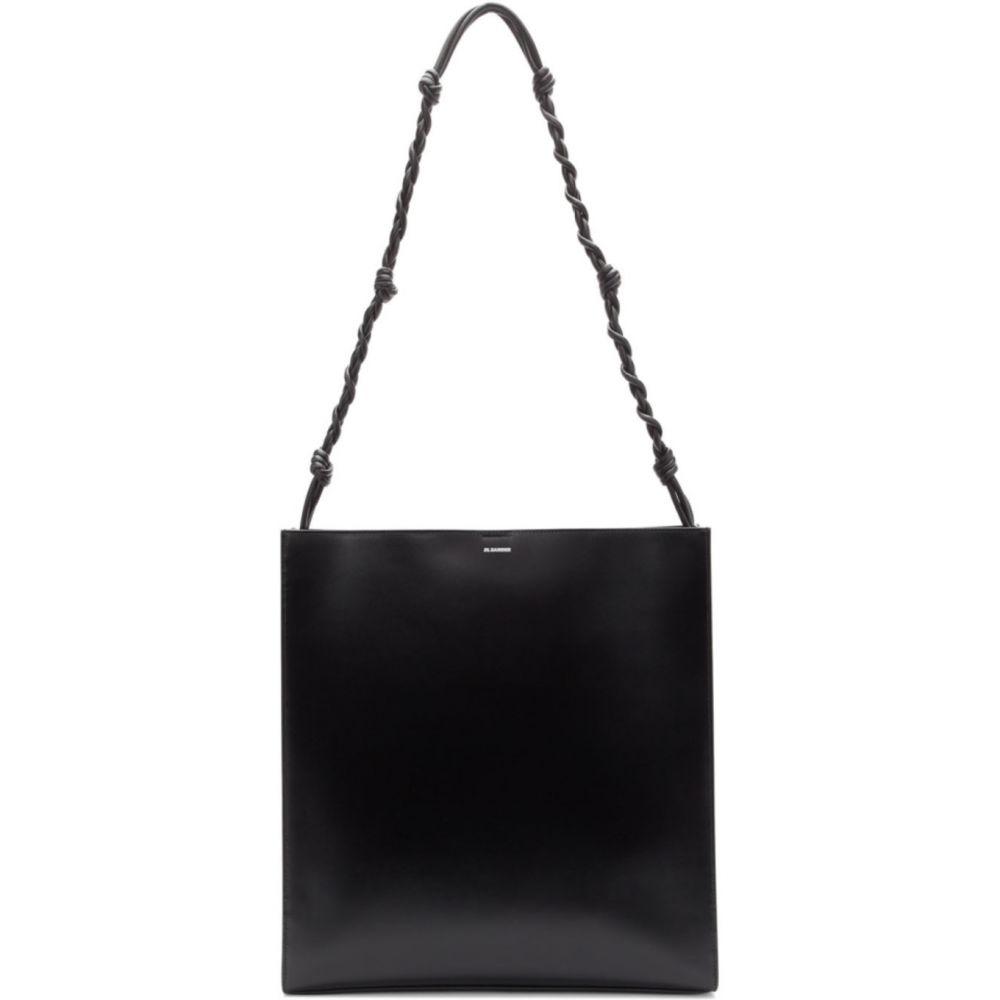 ジル サンダー Jil Sander レディース ショルダーバッグ バッグ【Black Large Tangle Shoulder Bag】Black