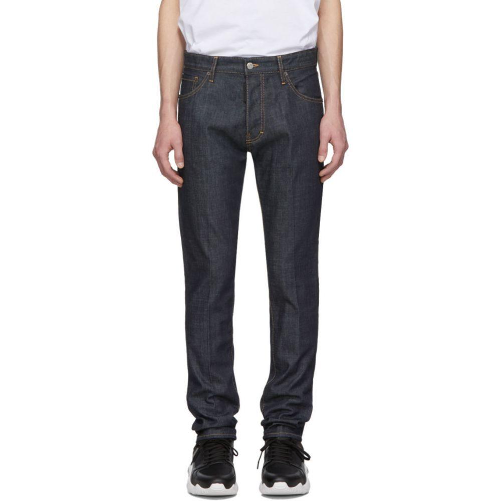 ディースクエアード Dsquared2 メンズ ジーンズ・デニム ボトムス・パンツ【Indigo Skinny Jeans】Blue