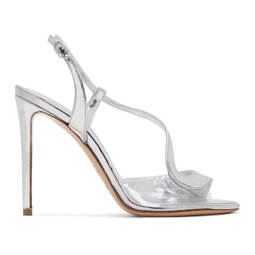 ニコラス カークウッド Nicholas Kirkwood レディース サンダル・ミュール シューズ・靴【Silver Patent S Sandals】Silver
