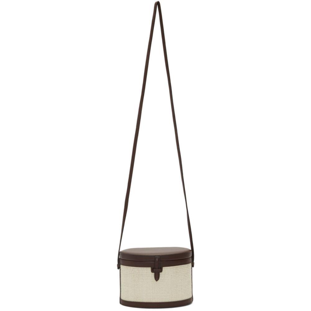 ハンティング シーズン Hunting Season レディース ショルダーバッグ バッグ【Brown Leather & Fique Trunk Bag】Brown