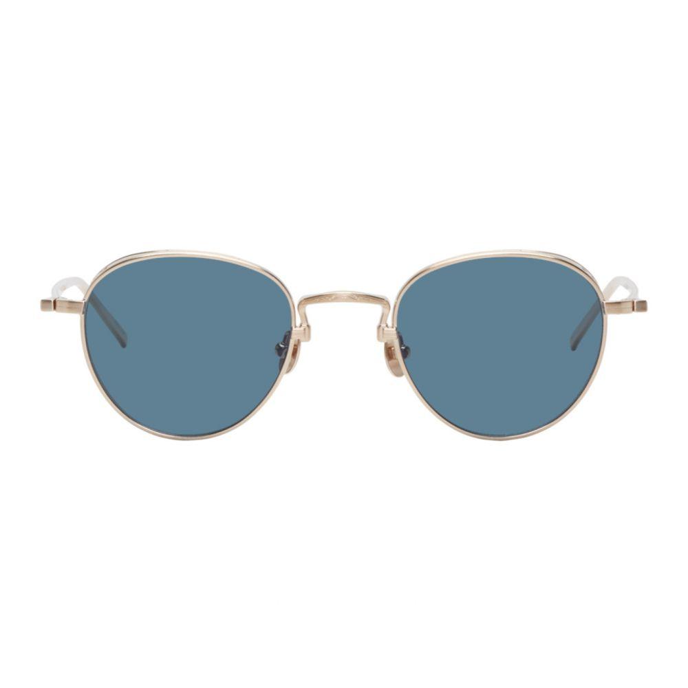 マツダ Matsuda メンズ メガネ・サングラス 【Gold M3096 Sunglasses】Gold