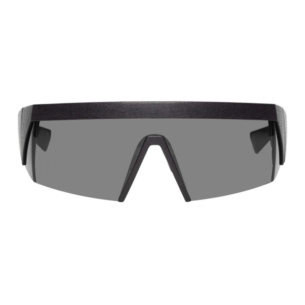 マイキータ Mykita メンズ メガネ・サングラス 【Black Bernhard Willhelm Edition Vice Sunglasses】Pitch black