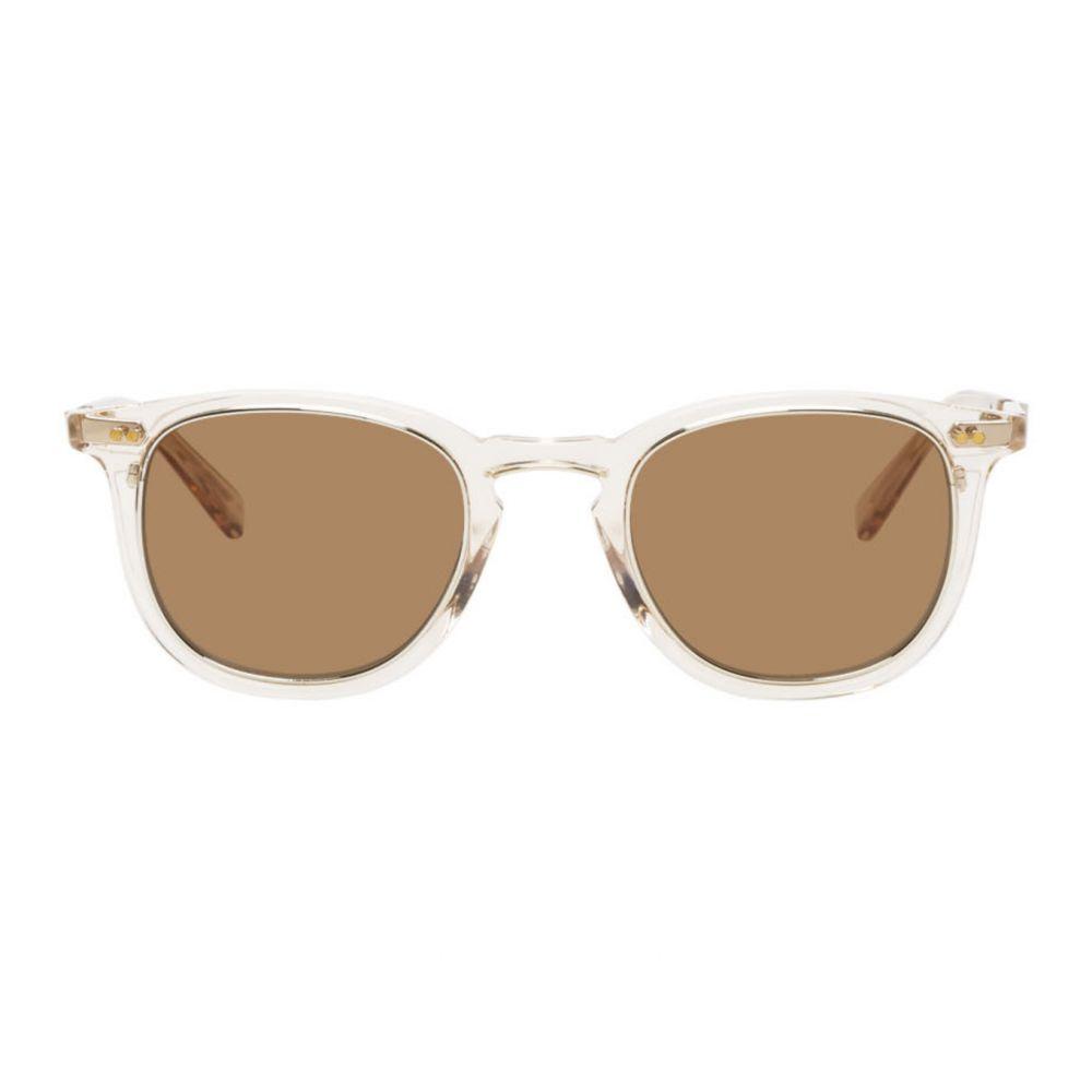 ミスター ライト Mr. Leight メンズ メガネ・サングラス 【Gold Cooper S Sunglasses】Lomita