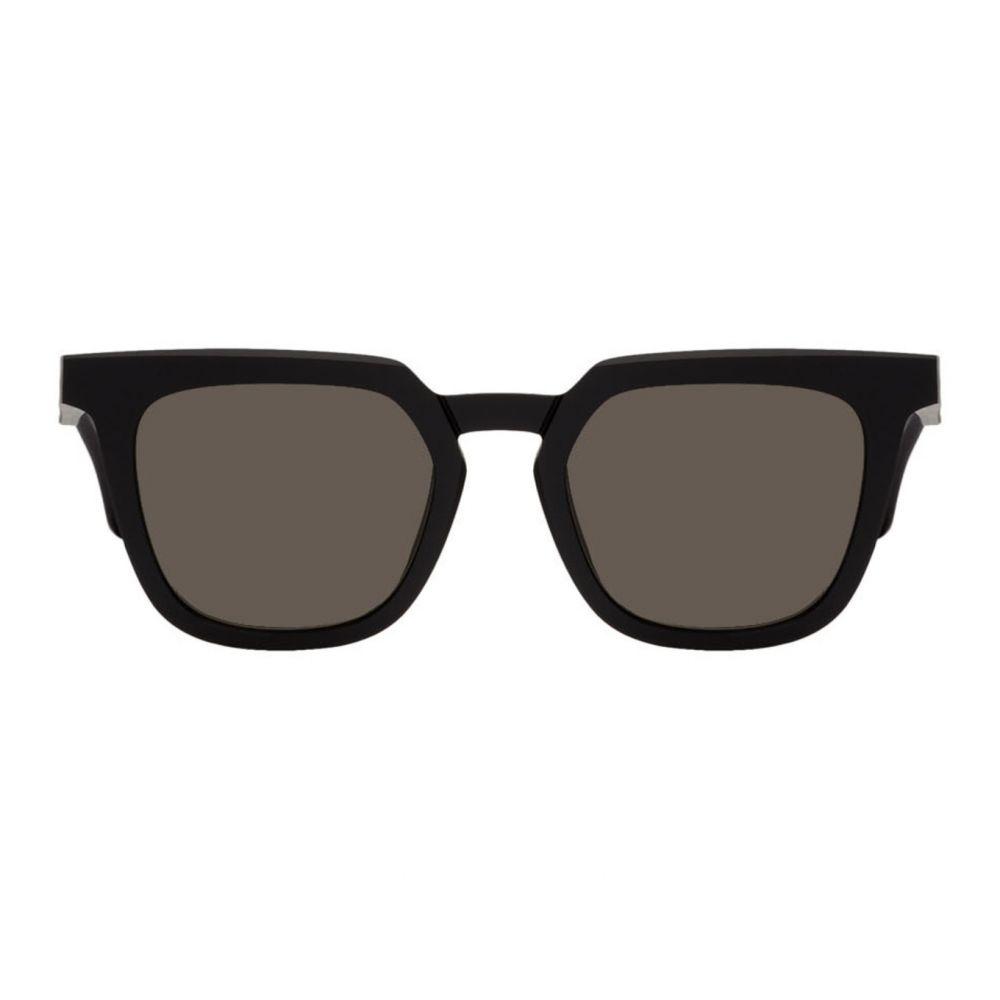 メゾン マルジェラ Maison Margiela メンズ メガネ・サングラス 【Black Mykita Edition MMRAW008 Sunglasses】Raw black