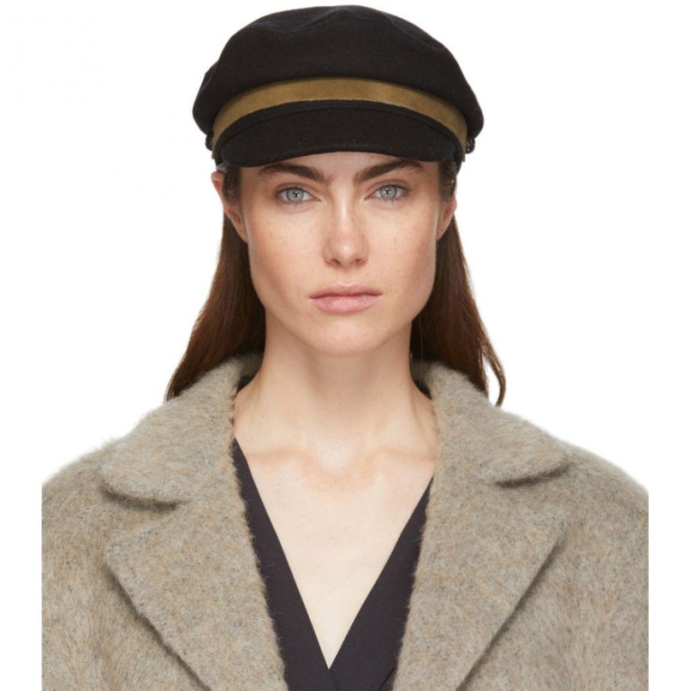 ラグ&ボーン rag & bone レディース キャップ 帽子【Black Fisherman Cap】Black