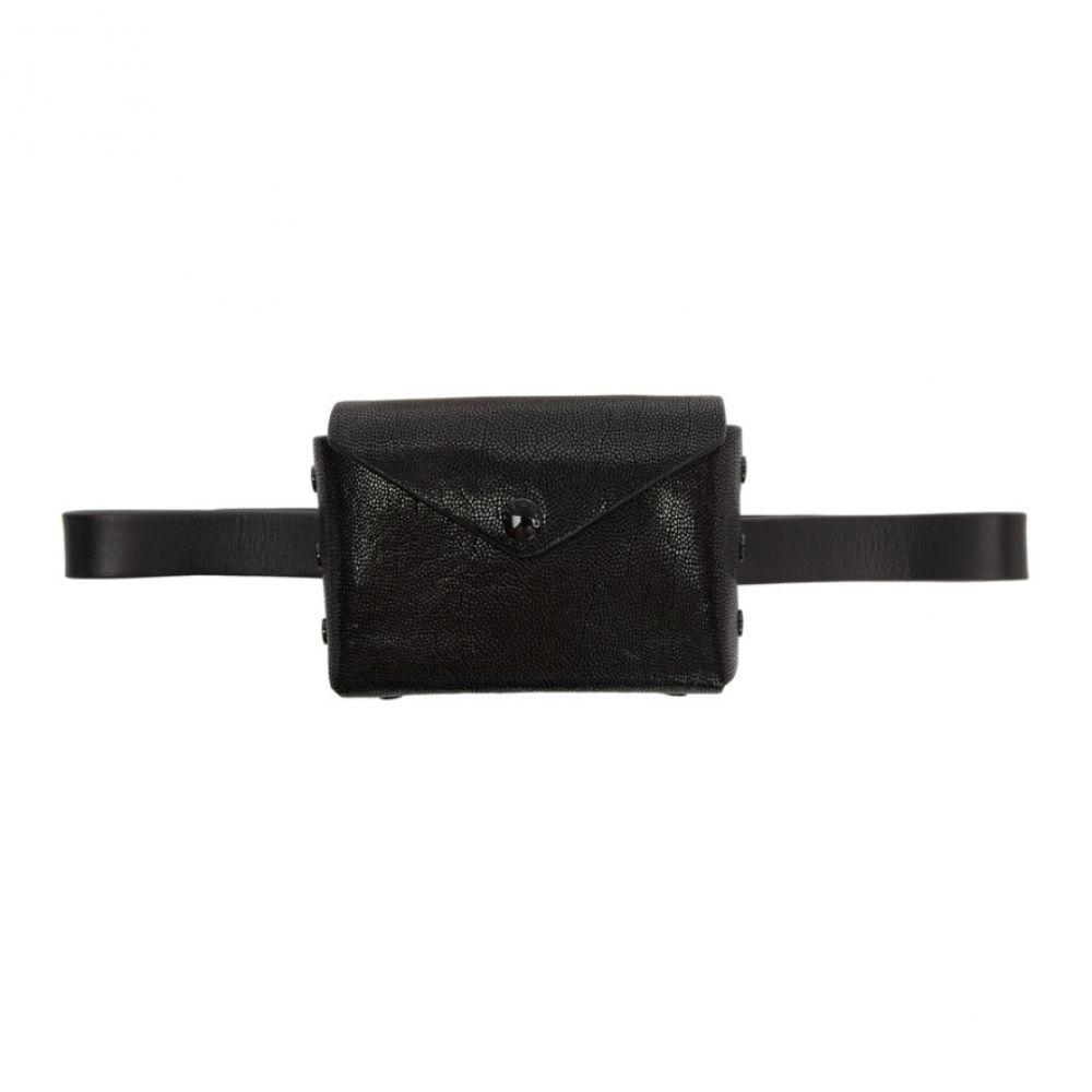 ラグ&ボーン rag & bone レディース ボディバッグ・ウエストポーチ バッグ【Black Atlas Belt Bag】Black