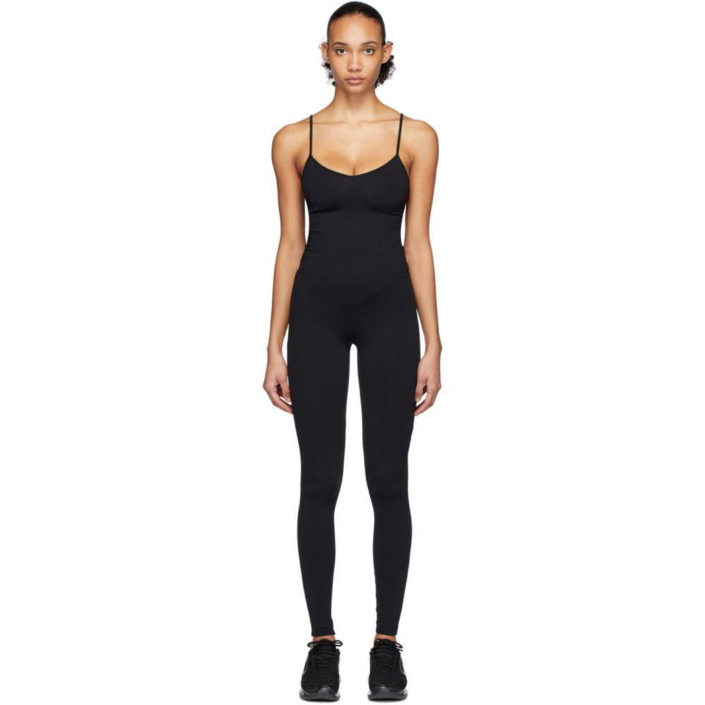 ライブ ザ プロセス Live the Process レディース ボディースーツ インナー・下着【Black Corset Leggings Bodysuit】Black