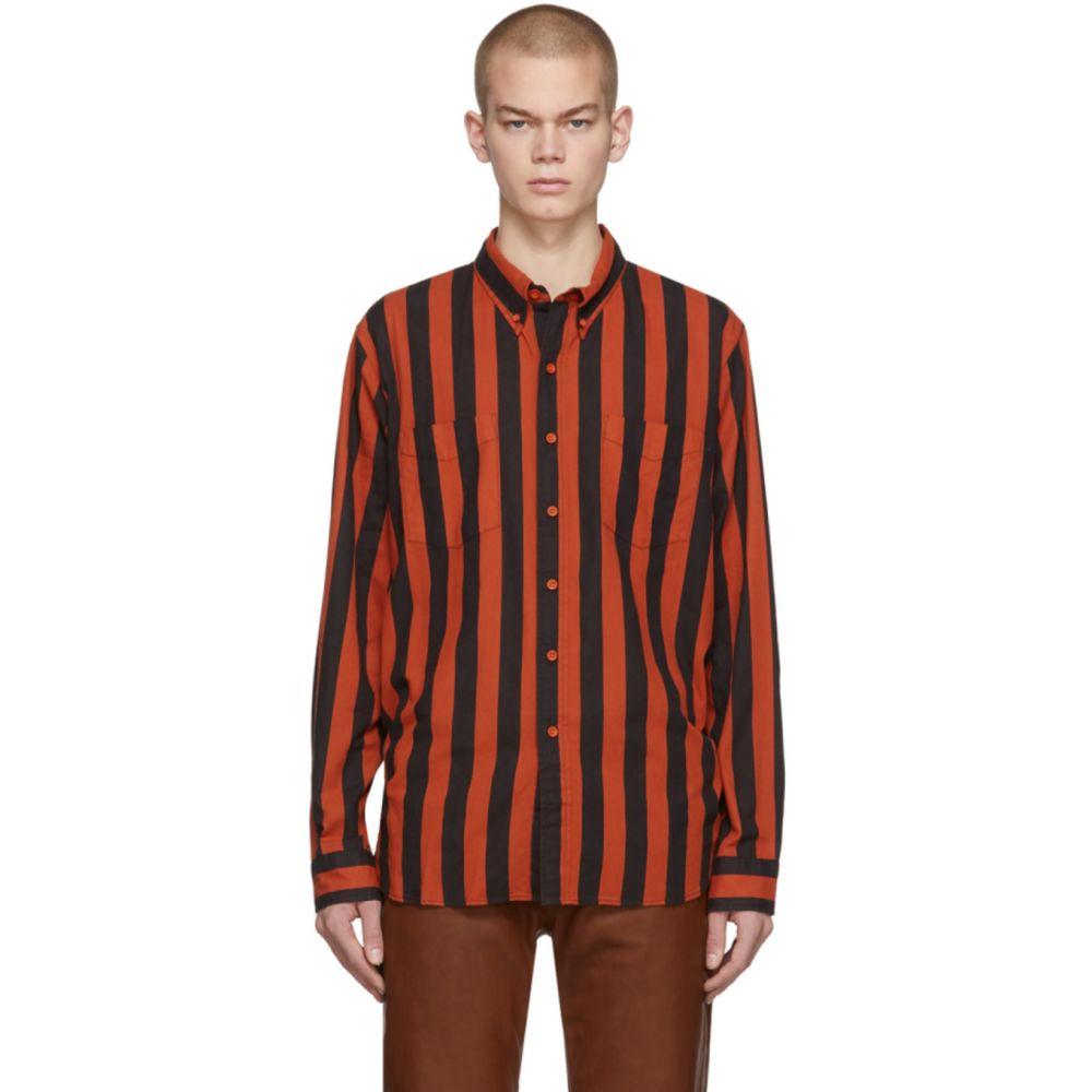 リーバイス Levi's Vintage Clothing メンズ シャツ トップス【Red & Black 1960s Button-Down Shirt】Red/Black
