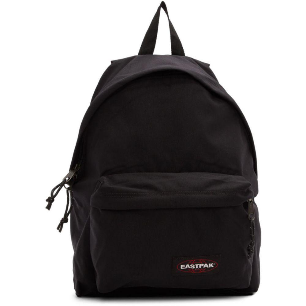 イーストパック Eastpak メンズ バックパック・リュック バッグ【Black Padded Pak'r Backpack】Black