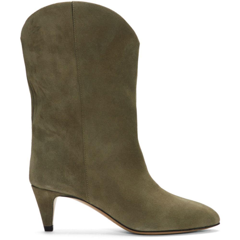 イザベル マラン Isabel Marant レディース ブーツ シューズ・靴【Taupe Dernee Boots】Taupe