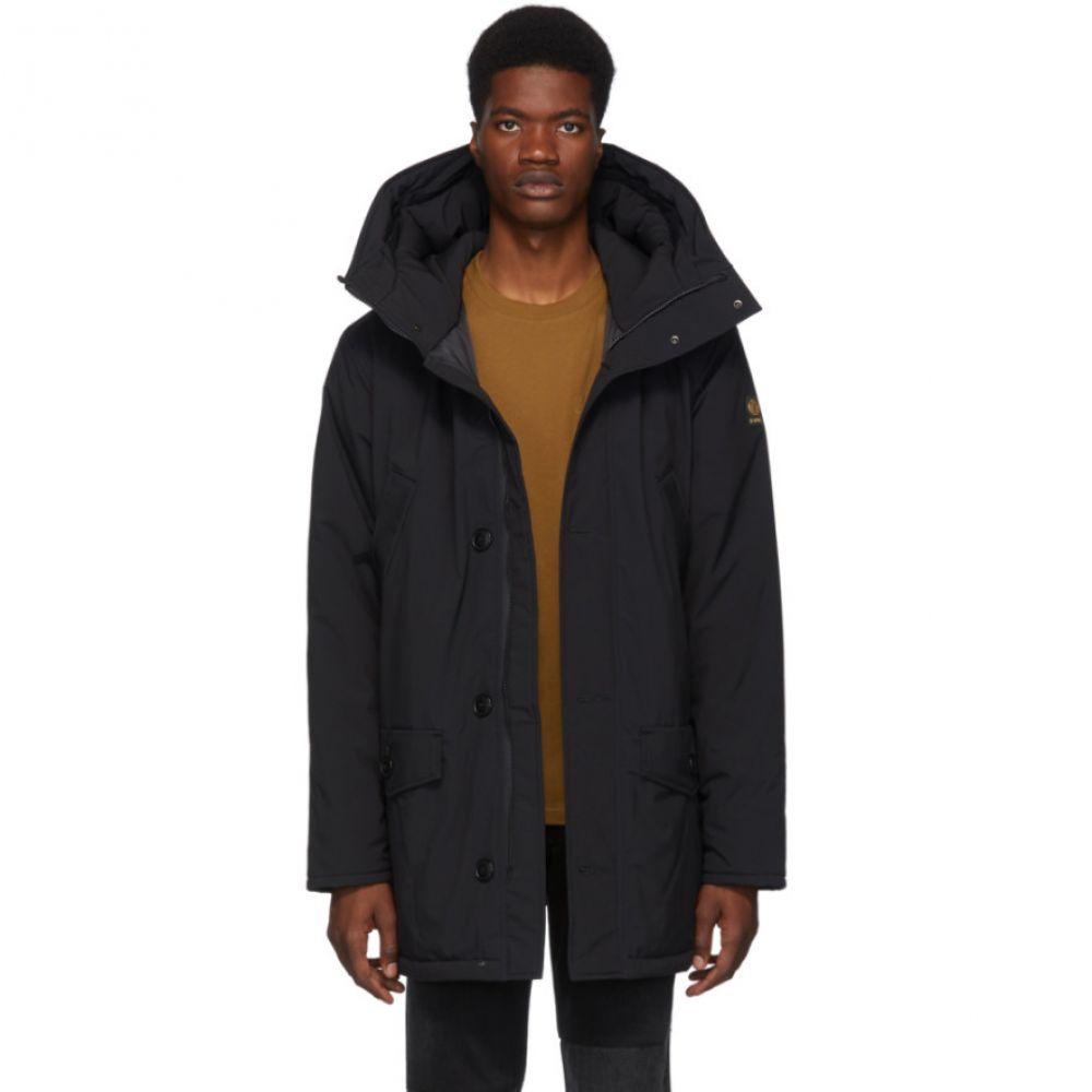 カヌック Kanuk メンズ ダウン・中綿ジャケット アウター【Black Max Coat】Black