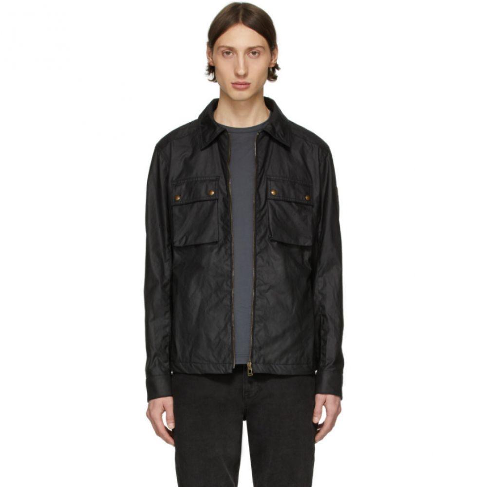 ベルスタッフ Belstaff メンズ ジャケット アウター【Black Dunstall Jacket】Black