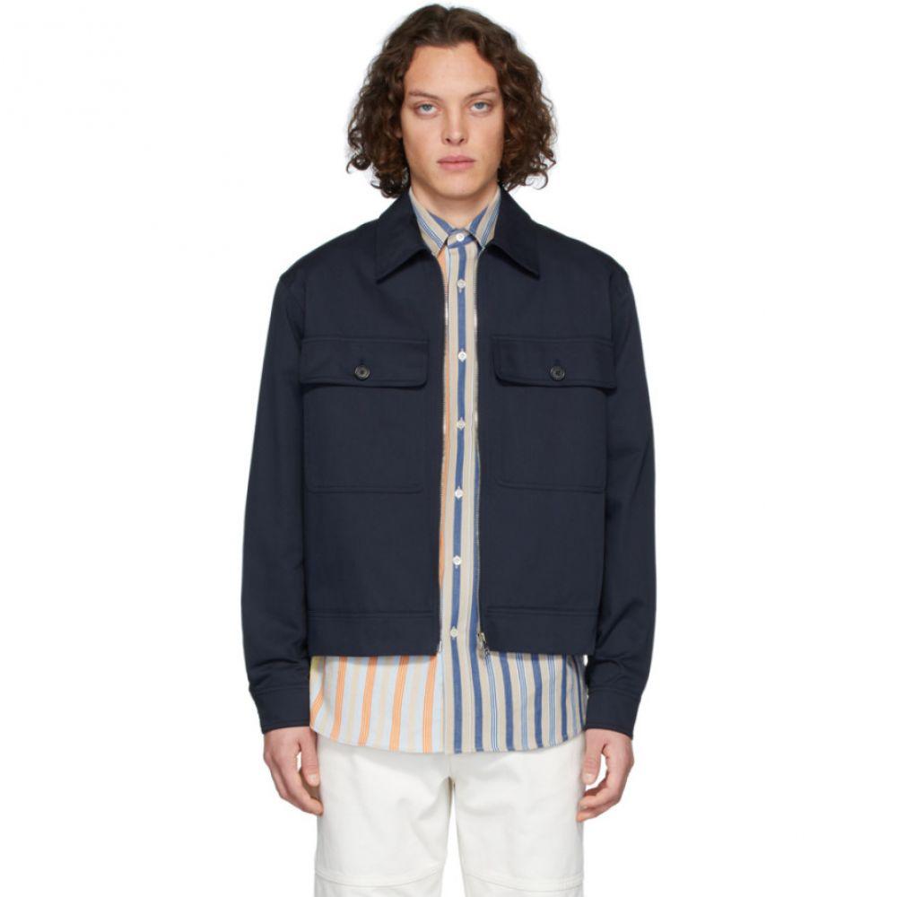J.W.アンダーソン JW Anderson メンズ ジャケット アウター【Navy Workwear Jacket】Navy