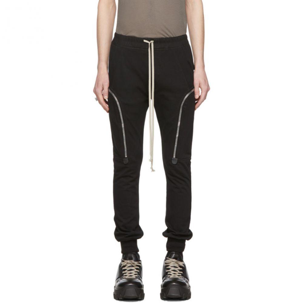 リック オウエンス Rick Owens メンズ カーゴパンツ ボトムス・パンツ【Black Jog Cargo Pants】Black
