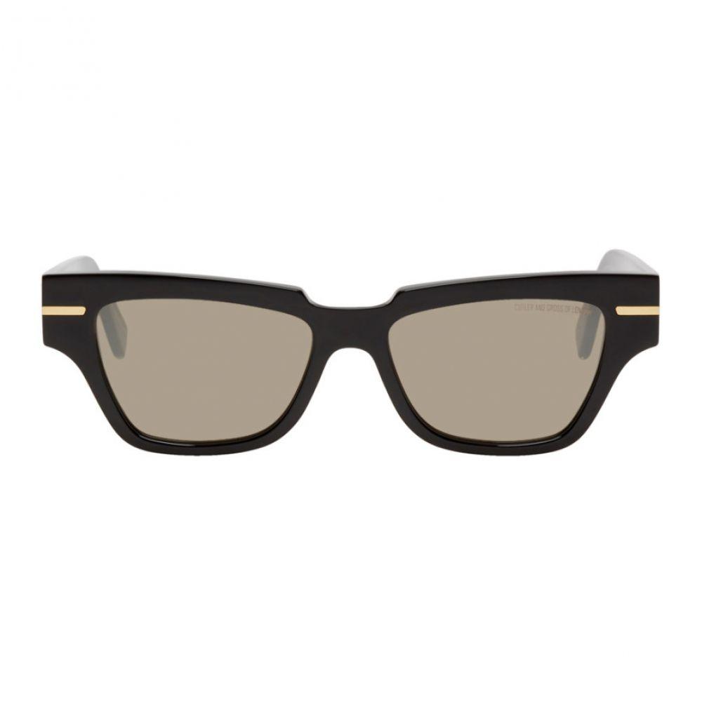 カトラー アンド グロス Cutler And Gross メンズ メガネ・サングラス 【Black 1349-01 Sunglasses】Black taxi
