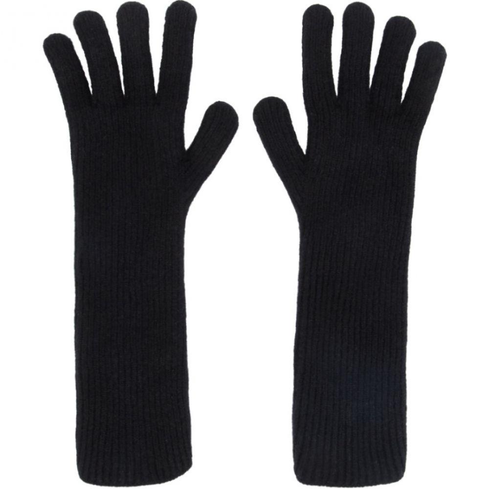 ユリウス Julius メンズ 手袋・グローブ 【Black Dimensional Gloves】Black