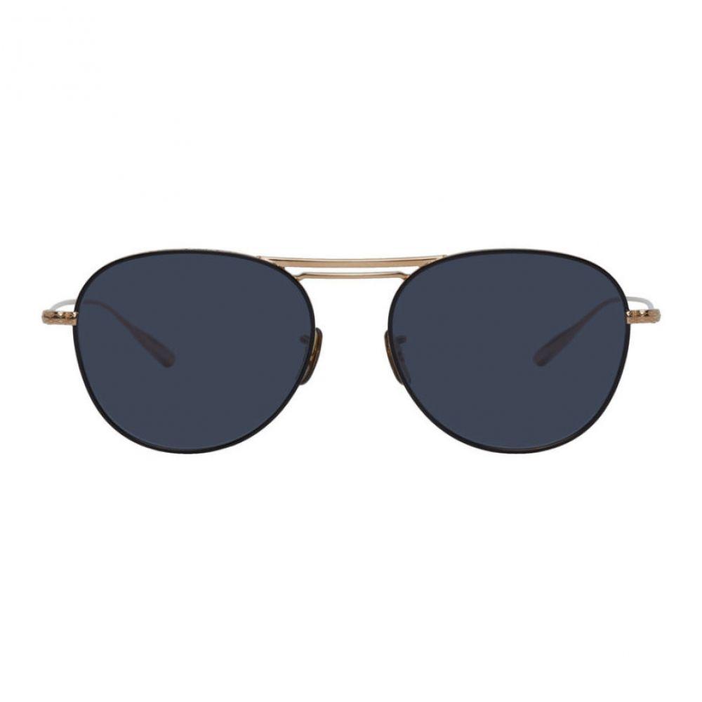 オリバーピープルズ Oliver Peoples メンズ メガネ・サングラス 【Gold Cade-J Sunglasses】Gold/Blue