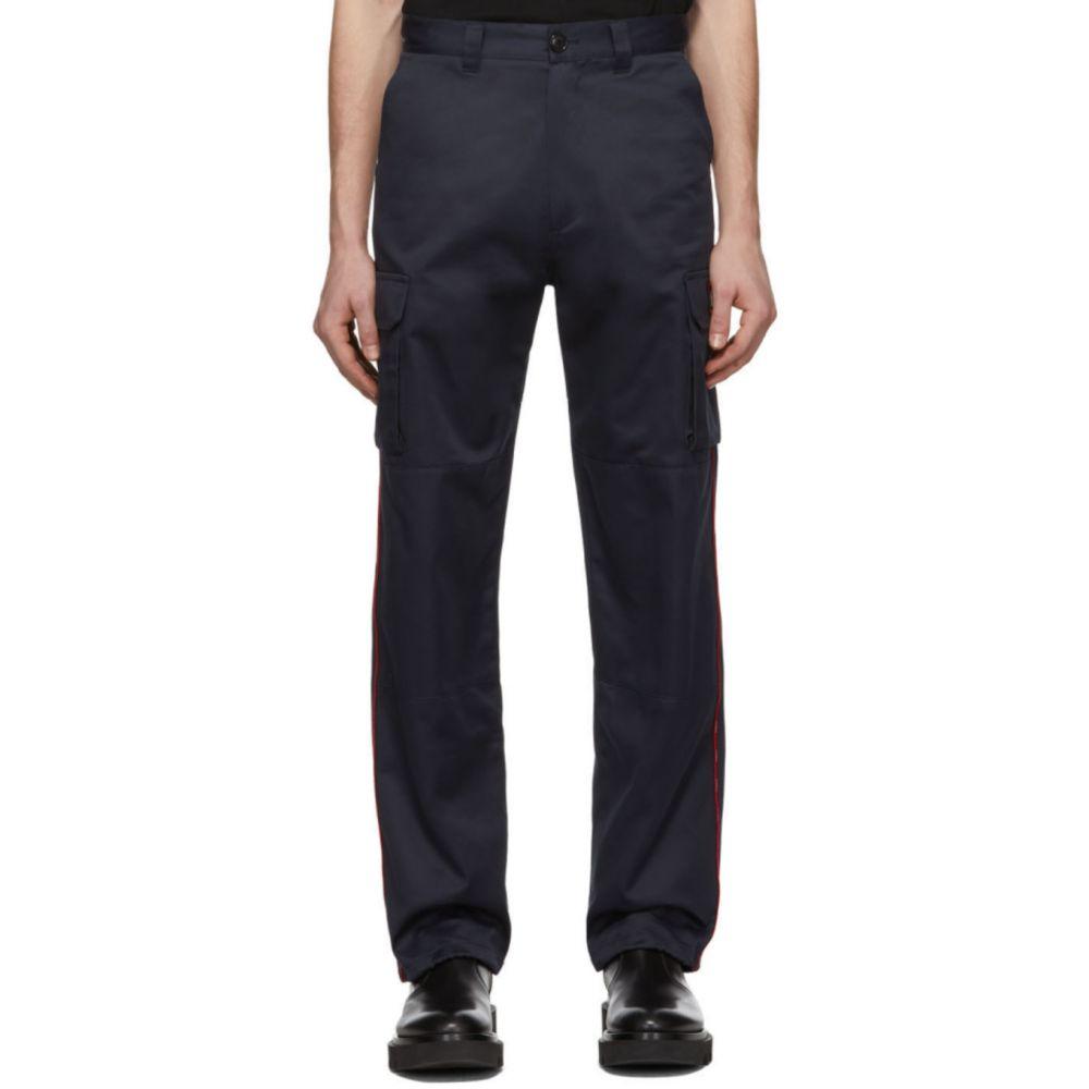 ヴェトモン VETEMENTS メンズ カーゴパンツ ボトムス・パンツ【Black Police Cargo Pants】Black