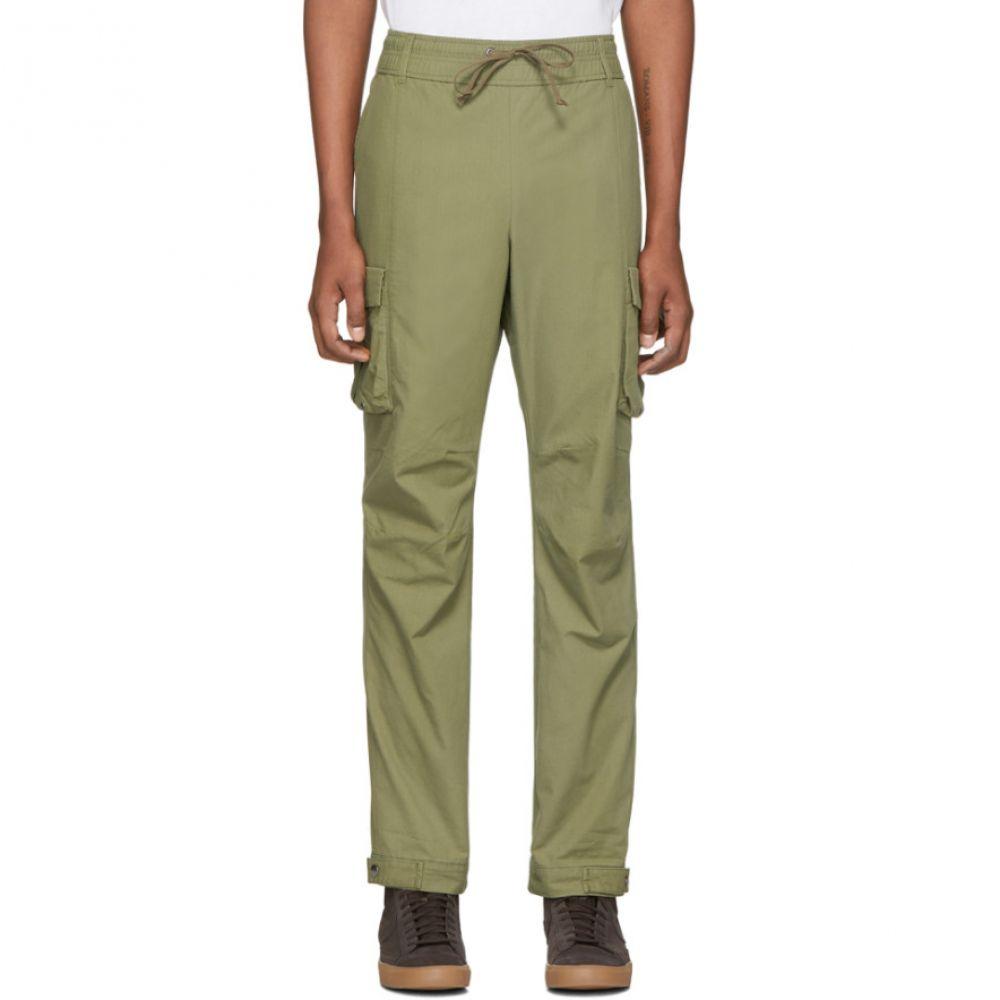 ジョン エリオット John Elliott メンズ カーゴパンツ ボトムス・パンツ【Green Panorama Cargo Pants】Olive