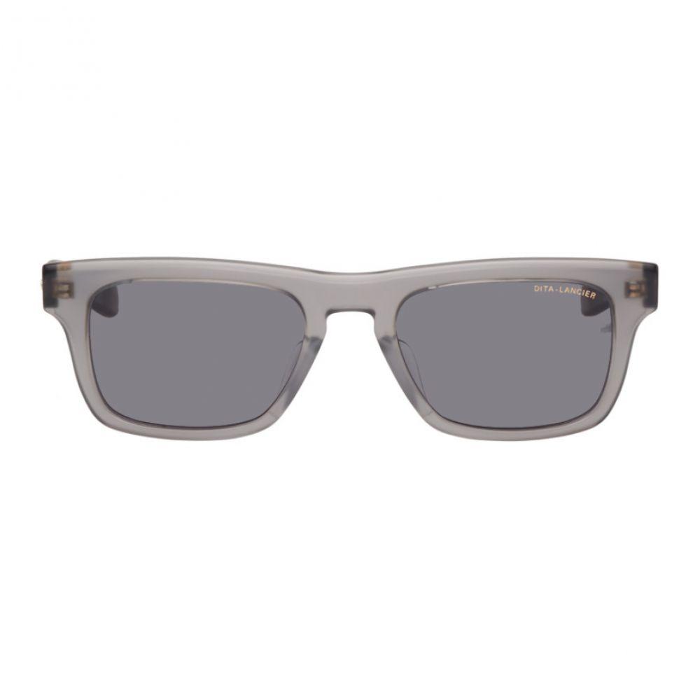 ディータ Dita メンズ メガネ・サングラス 【Grey LSA-700 Sunglasses】Satin crystal grey
