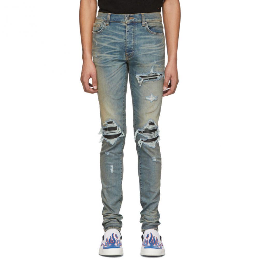 アミリ Amiri メンズ ジーンズ・デニム ボトムス・パンツ【Indigo MX1 Jeans】Classic indigo