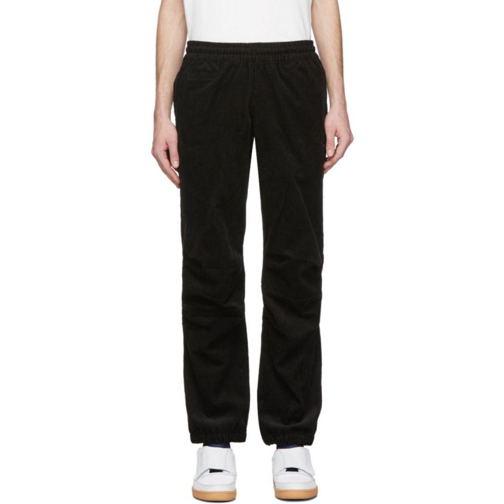 ナナミカ Nanamica メンズ スウェット・ジャージ ボトムス・パンツ【Black Reebok Edition Corduroy Vector Lounge Pants】Black