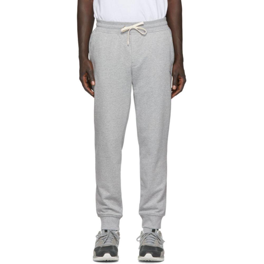 サタデーニューヨーク Saturdays NYC メンズ スウェット・ジャージ ボトムス・パンツ【Grey Ken Slash Lounge Pants】Ash heather