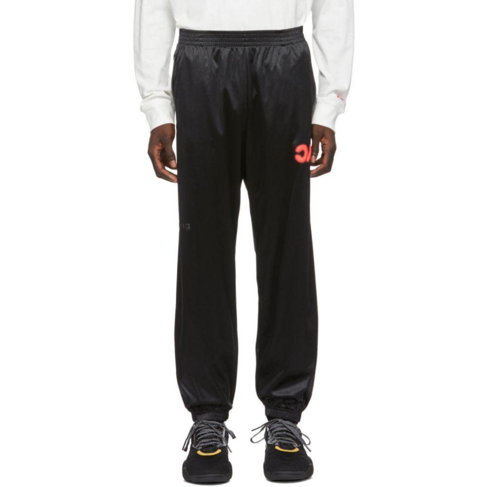 アディダス adidas Originals by Alexander Wang メンズ スウェット・ジャージ ボトムス・パンツ【Black AW Track Pants】Black